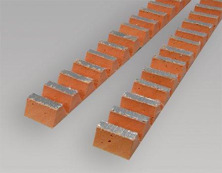 Crocodile Insulation Strip Ductmann